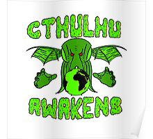 Cthulhu Awakens Poster