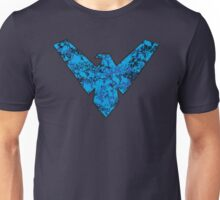 Nightwing - DC Spray Paint Unisex T-Shirt