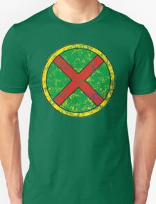 Martian Manhunter - DC Spray Paint Unisex T-Shirt