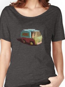 Mystery Machine Women's Relaxed Fit T-Shirt