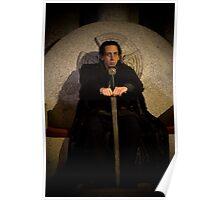 Mordred as Regent of Camelot Poster