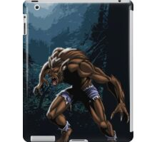 Midnight Werewolf iPad Case/Skin