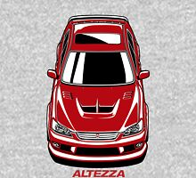 Toyota Altezza (red) Unisex T-Shirt
