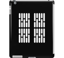 Star Wars: Light Panels iPad Case/Skin