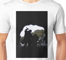 Mordred Versus Arthur at Camlann Unisex T-Shirt