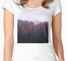 The Ridge Women's Fitted Scoop T-Shirt