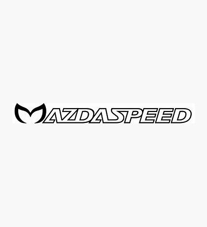 Mazdapeed Photographic Print
