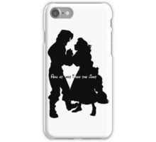And at last I see the light - Tangled iPhone Case/Skin