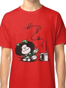 Mafalda Music Classic T-Shirt
