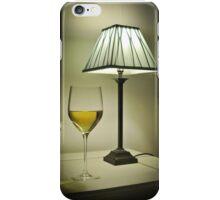 Wine In Natural Tones  iPhone Case/Skin