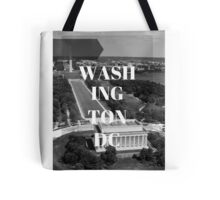 City Series (Washington DC) Tote Bag