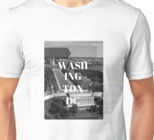 City Series (Washington DC) Unisex T-Shirt