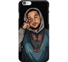 Asap yams iPhone Case/Skin