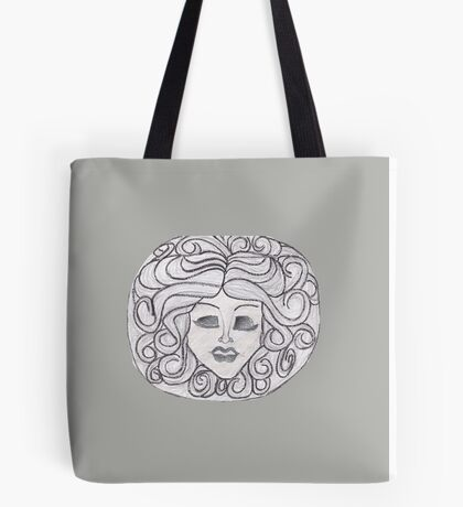 Madame Leota (Haunted Mansion) Tote Bag