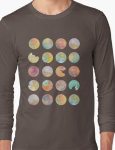 Colored World Long Sleeve T-Shirt