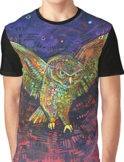 Owl painting - 2015 Graphic T-Shirt