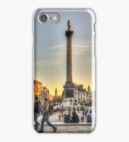 Trafalgar Square iPhone Case/Skin