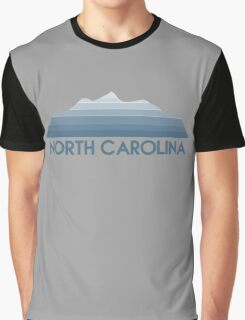 North Carolina Graphic T-Shirt