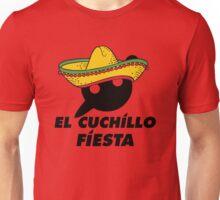 El Cuchillo Fiesta Knife Party Unisex T-Shirt