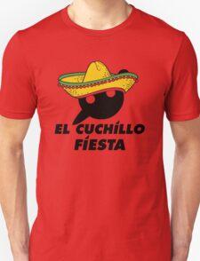 El Cuchillo Fiesta Knife Party T-Shirt