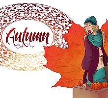 Autumn by SlugBurger