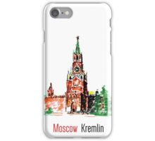 Kremlin, Red Square, Moscow, Russia iPhone Case/Skin