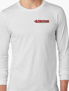 49ers Long Sleeve T-Shirt