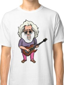 Jerry Garcia (The Grateful Dead) Classic T-Shirt