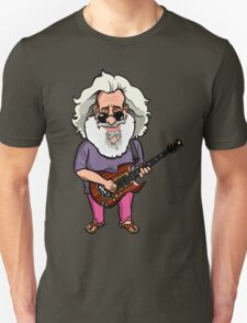 Jerry Garcia (The Grateful Dead) Unisex T-Shirt