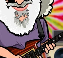 Jerry Garcia (The Grateful Dead) Sticker