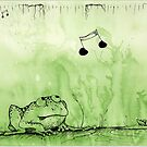 Hungry Frog - Swamp Music by Bart Castle