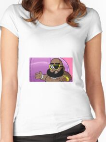 Rick Ross Women's Fitted Scoop T-Shirt
