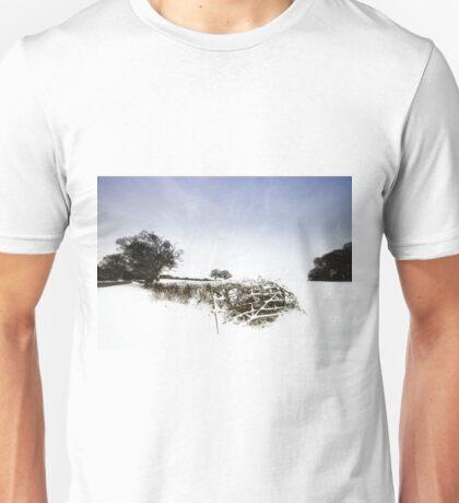 Snowscape Unisex T-Shirt