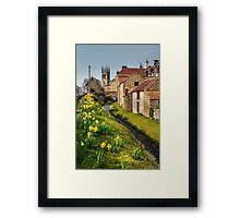 Helmsley North York Moors Framed Print