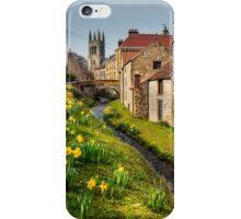 Helmsley North York Moors iPhone Case/Skin