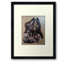Witch King   The Lord of the Rings Framed Print