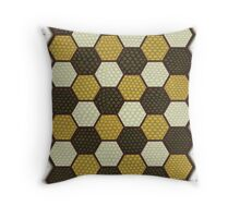 Hexes Chess game board Throw Pillow