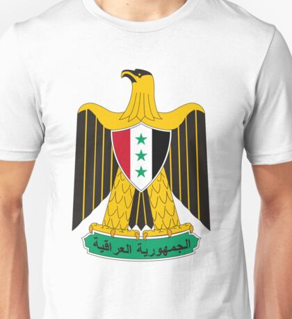 Republic Of Iraq (1965 - 1991) Unisex T-Shirt