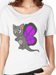 Dragon Kitty Women's Relaxed Fit T-Shirt