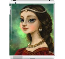 Renaissance Girl iPad Case/Skin