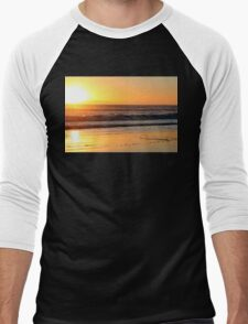 Ventura Sunset Men's Baseball ¾ T-Shirt