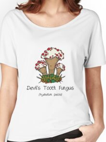 Devil's Tooth Fungus Women's Relaxed Fit T-Shirt