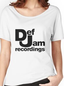 djrecs Women's Relaxed Fit T-Shirt