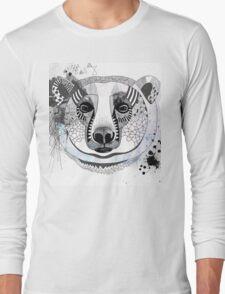 White bear Long Sleeve T-Shirt