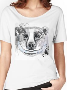 White bear Women's Relaxed Fit T-Shirt