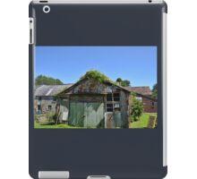 Old Shed at  Mangerton Mill iPad Case/Skin