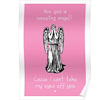 Are You a Weeping Angel? Poster