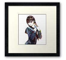 Schoolgirl Framed Print