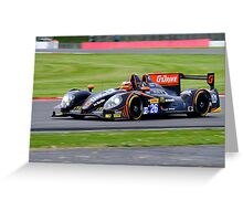 G-Drive Racing No 26 Greeting Card
