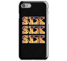 666 (SIX SIX SIX) iPhone Case/Skin